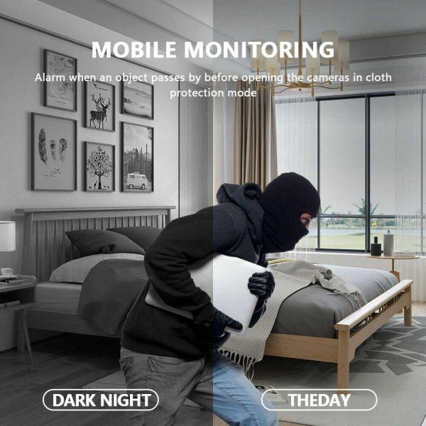 1080p Ip Cctv Camera Wireless Wifi Hd Ptz Inoutdoor Smart Home Security Ir Cam (7)