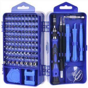 115 In 1 Magnetic Screwdriver Multi Function Professional Repair Fixing Tool Kit (1)