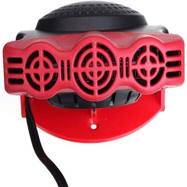 150w 12v Car Heater Fan Defogger Defroster Demister Heating Warmer Windscreen (5)