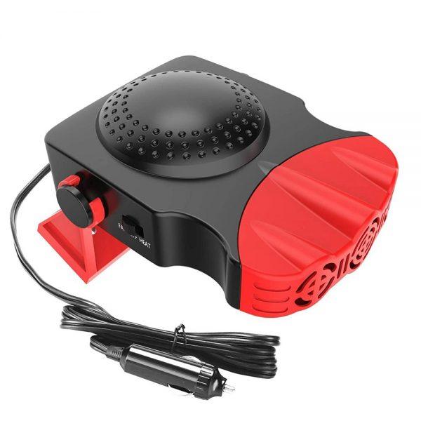 150w 12v Car Heater Fan Defogger Defroster Demister Heating Warmer Windscreen (6)