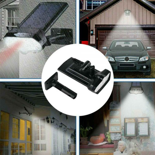 17 Led Solar Power Lamps Garden Wall Motion Sensor Spot Yard Light Outdoor (4)
