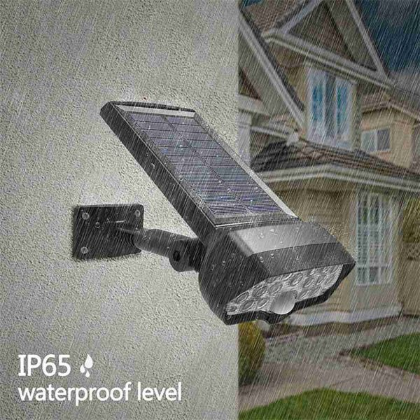 17 Led Solar Power Lamps Garden Wall Motion Sensor Spot Yard Light Outdoor (5)