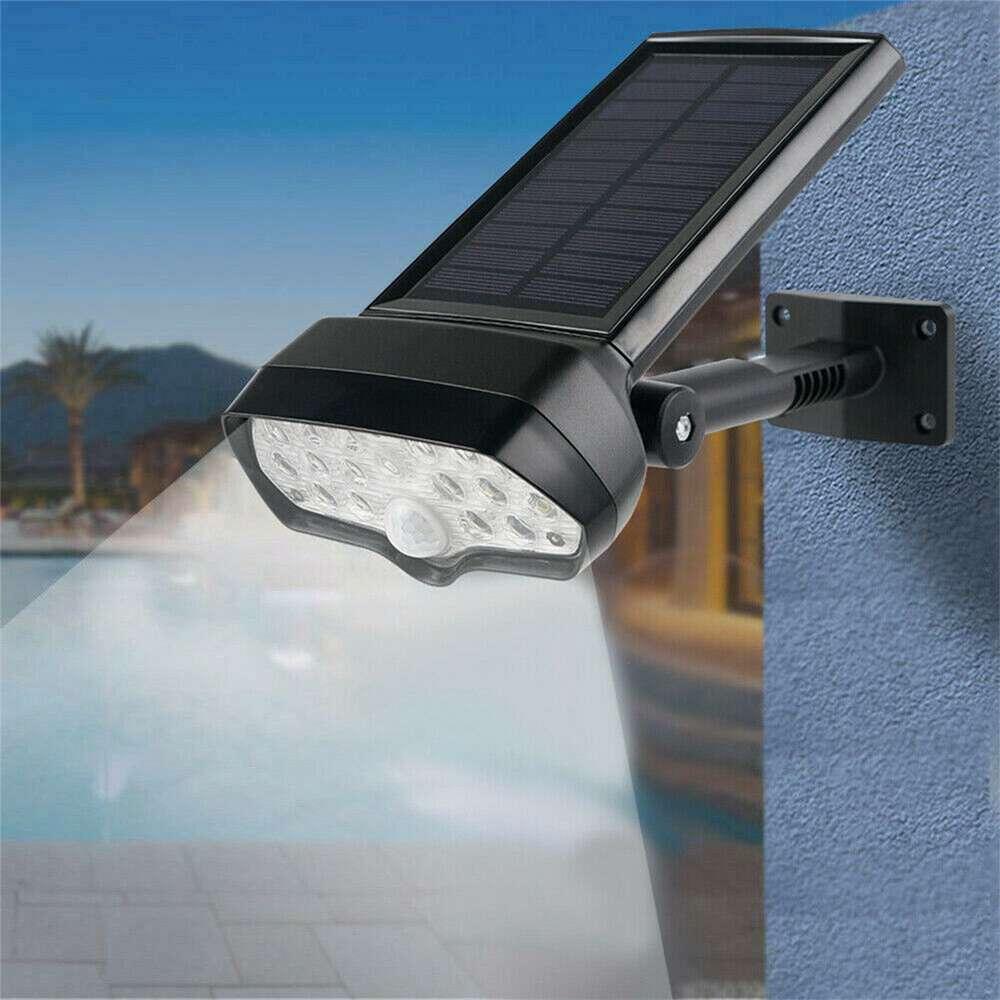 17 Led Solar Power Lamps Garden Wall Motion Sensor Spot Yard Light Outdoor (6)