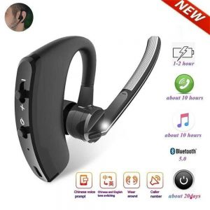 2021 Wireless Bluetooth 5.0 Earbud Headset Hands Free Headphone For Iphone (7)