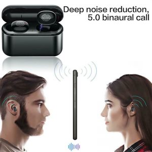2021fashionable Stereo Earphone Headphones Wireless Earbud 8d Stereo With Charging Box Long Battery Life (6)