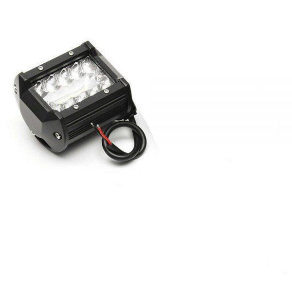 2x 4 Inch 200w Led Work Light Bar Pods Flush Mount Combo Driving 12v Lamps 7 副本