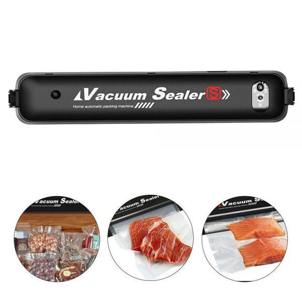 3 In1 Vacuum Food Sealer Automatic Manual Vacum Sealer Dry&wet Pack Machine (7)
