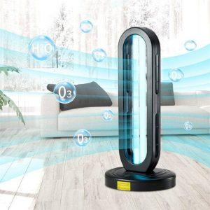 38w 110 V Uv Light Sanitizer Uv Disinfection Light Germicidal Lamp Ozone Sterilizer Lamp For Room (3)