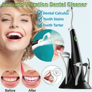 5in1 Electric Sonic Dental Scaler Tartar Calculus Plaque Remover Teeth Cleaner (2)