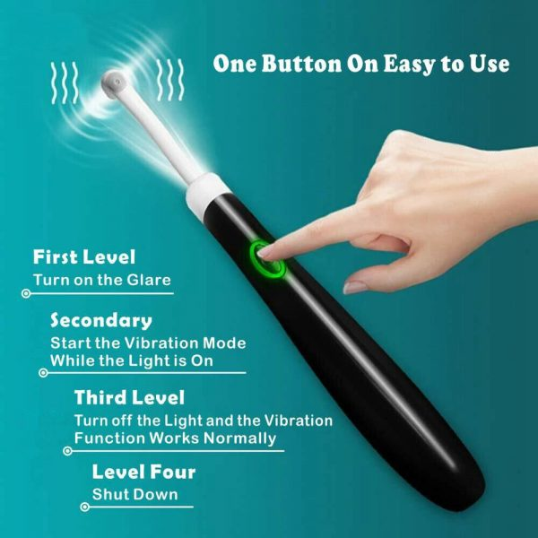 5in1 Electric Sonic Dental Scaler Tartar Calculus Plaque Remover Teeth Cleaner (3)