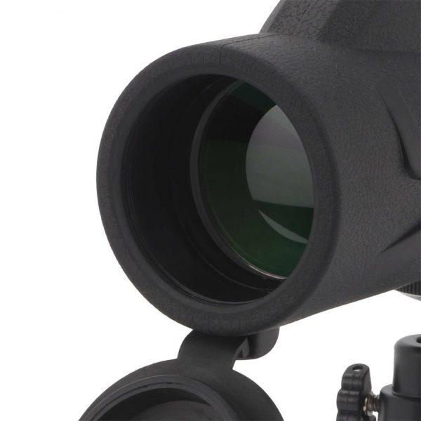 80x100 Hd Monocular Telescope Phone Camera Zoom Starscope Hiking Tripod Tools (7)
