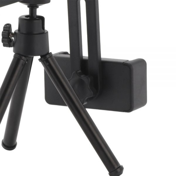 80x100 Hd Monocular Telescope Phone Camera Zoom Starscope Hiking Tripod Tools (8)
