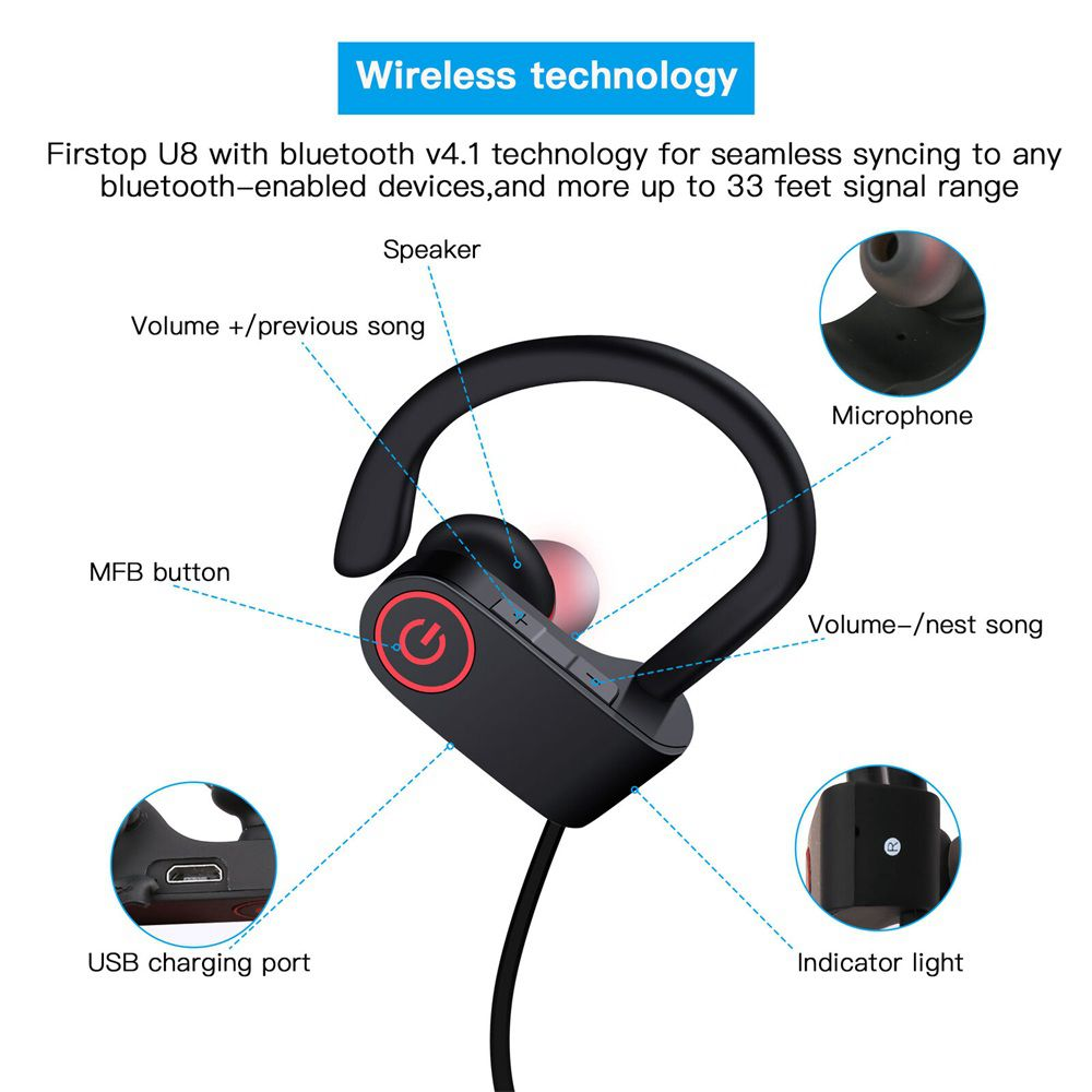 Air Dots Wireless Headphones Bluetooth Earbuds Pods Compatible Android & Ios (4)