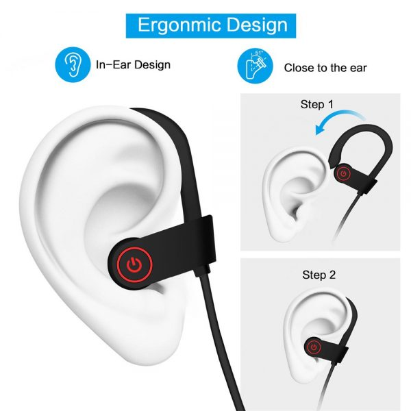Air Dots Wireless Headphones Bluetooth Earbuds Pods Compatible Android & Ios (5)