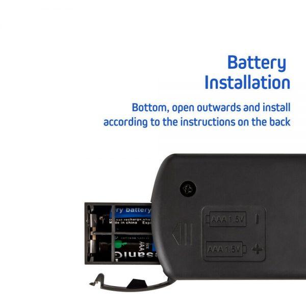 Ammeter Multimeter Handheld Lcd Clamp Digital Acdc Volt Capacitance Tester (17)