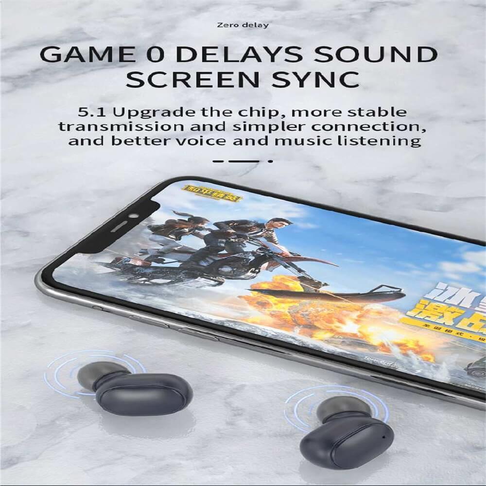 Bqc 01 Wireless Bluetooth Led Private Model Pull Smart Stereo Ports Digital Display Earphone (1)