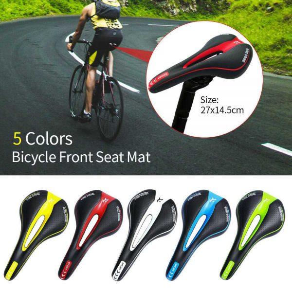 Bicycle Mtb Bike Cycling Saddle Road Mountain Gel Pad Sports Soft Cushion Seat (14)