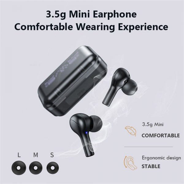Bluetooth 5.0 Wireless Headphones Earphones Mini In Ear Pods For Iphone Android (3)