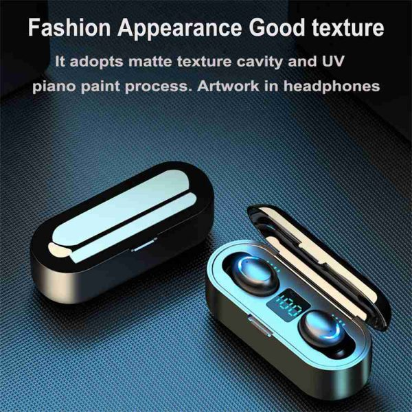 Bluetooth Earbuds For Iphone Samsung Android Wireless Earphone Waterproof Ipx7 (4)