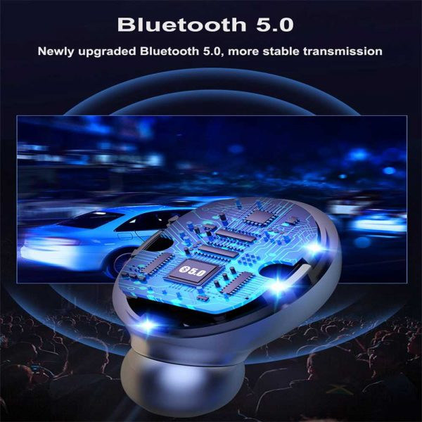 Bluetooth Earbuds For Iphone Samsung Android Wireless Earphone Waterproof Ipx7 (6)