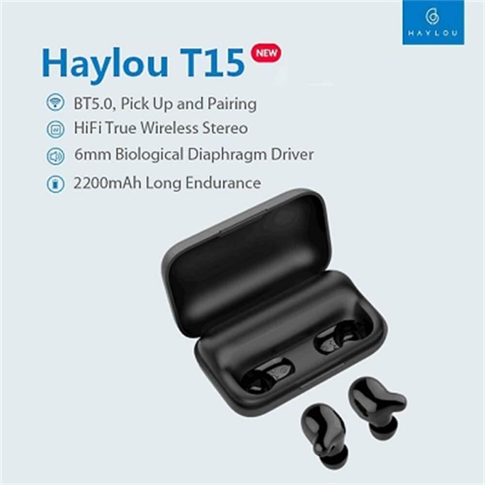 Bluetooth Headphones Smart Earbuds Wireless Hd Stereo Noise Lsolation Earphones (6)