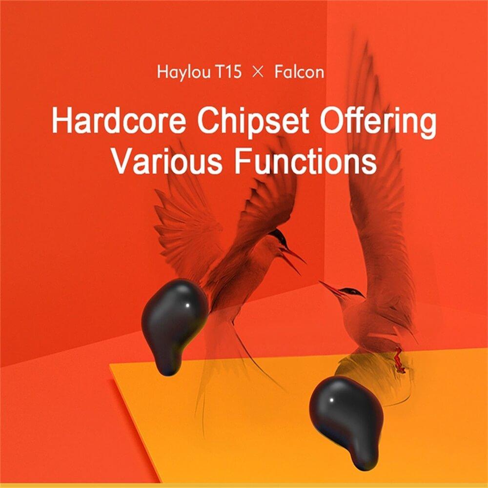 Bluetooth Headphones Smart Earbuds Wireless Hd Stereo Noise Lsolation Earphones (8)