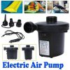 Car Home Electric Air Pump For Paddling Pool Fast Inflator Camping Bed Mattress (1)