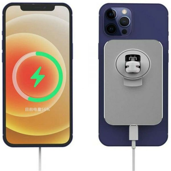 Car Wireless Fast Charger Magnetic Phone Mount Holder For Iphone 12 Pro Max Mini (14)