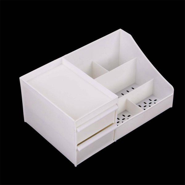 Desktop Storage Box Makeup Drawers Organizer Box Jewelry Container Case Cosmetic (4)