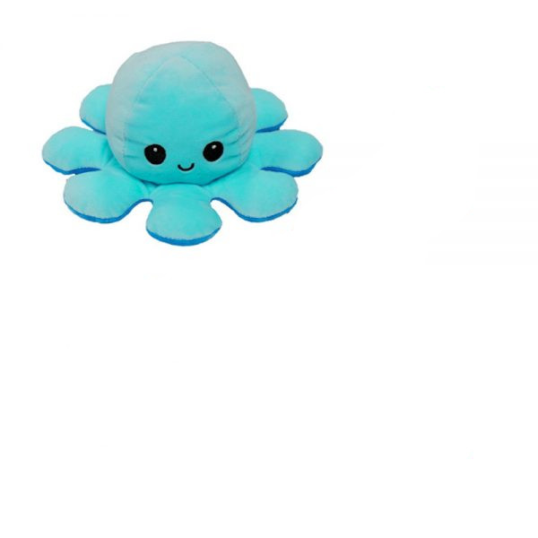 Double Sided Octopus Flip Reversible Marine Life Animals Doll Octopus Plush Toy 6 600x600 副本