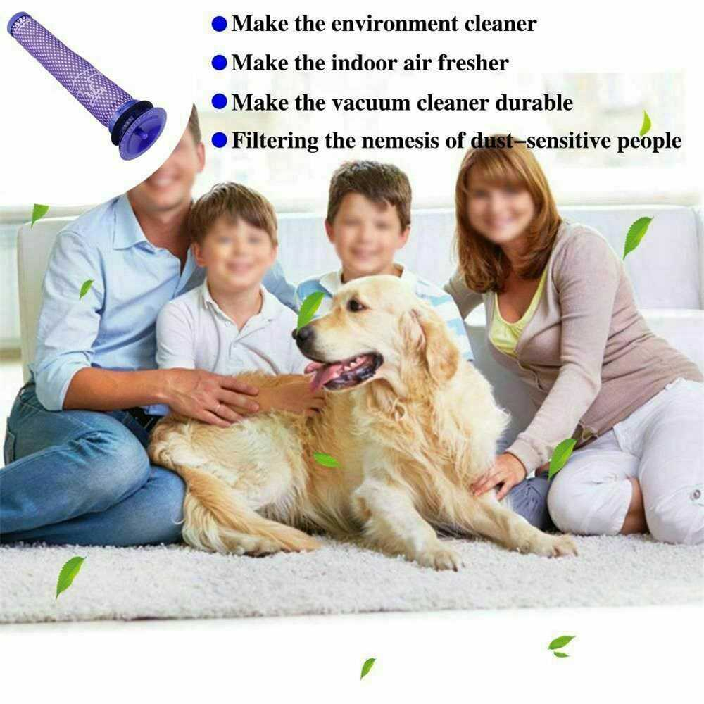 Dyson V6 V7 V8 Pre Filter Genuine Animal Vacuum Cleaner Washable Cone Pre Dc59 (2)