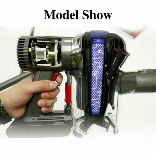 Dyson V6 V7 V8 Pre Filter Genuine Animal Vacuum Cleaner Washable Cone Pre Dc59 (3)
