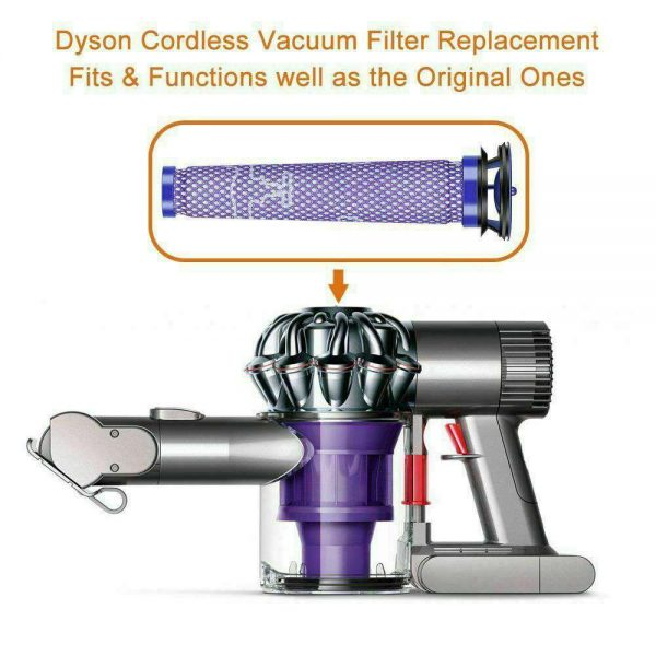 Dyson V6 V7 V8 Pre Filter Genuine Animal Vacuum Cleaner Washable Cone Pre Dc59 (4)