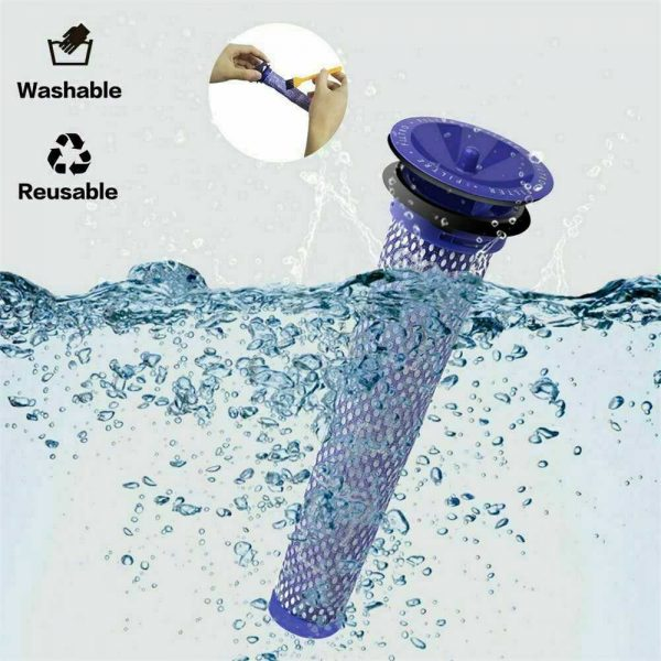 Dyson V6 V7 V8 Pre Filter Genuine Animal Vacuum Cleaner Washable Cone Pre Dc59 (6)