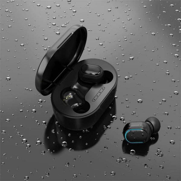Earbud Stereo Noise Canceling Wireless Tws Earphones Mini Earbuds Portable Headphones (6)