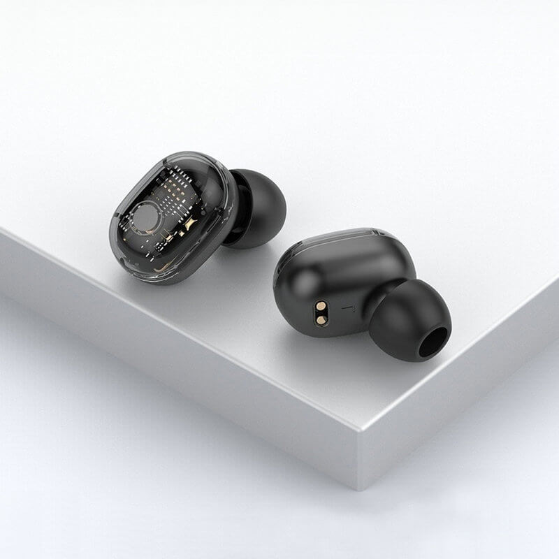 Earbud Stereo Noise Canceling Wireless Tws Earphones Mini Earbuds Portable Headphones (7)