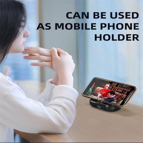 Earbuds Digital Battery Led Display Earphone Wireless Earphone With Mic Charging Case (7)