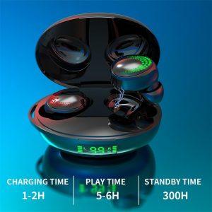 Earbuds In Ear Blutooth 5.0 Headphones Sports Binaural Hifi Sounds True Wireless Stereo Earbuds (10)
