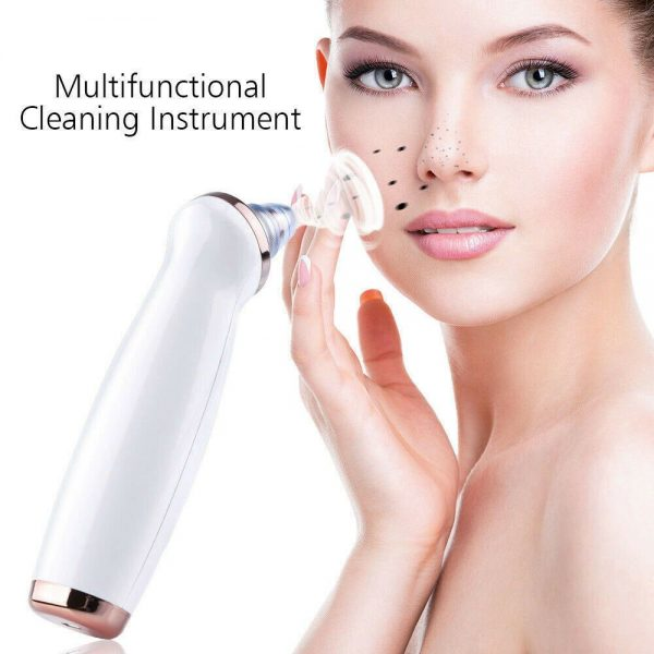 Electric Skin Care Facial Pore Cleanser Blackhead Acne Vacuum Cleaner Remover (12)