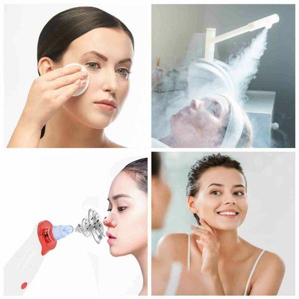 Electric Skin Care Facial Pore Cleanser Blackhead Acne Vacuum Cleaner Remover (2)