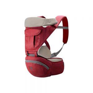 Ergonomic Baby Carrier Adjustable Backpack Infant Hip Seat Born Breathable (4)