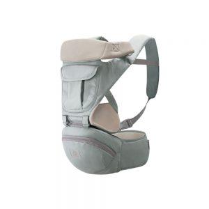 Ergonomic Baby Carrier Adjustable Backpack Infant Hip Seat Born Breathable (5)