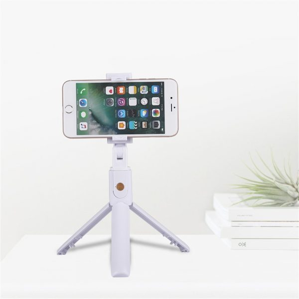 Extendable Selfie Stick Tripod For Any Cell Bluetooth Remote Free Shipping Uk (14)