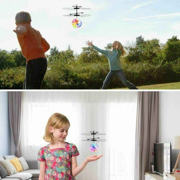 Flying Ball Helicopter Drone Toy With Flashing Led Lights For Boys Girls Gift (11)