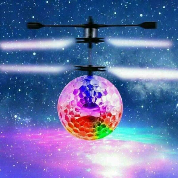 Flying Ball Helicopter Drone Toy With Flashing Led Lights For Boys Girls Gift (5)