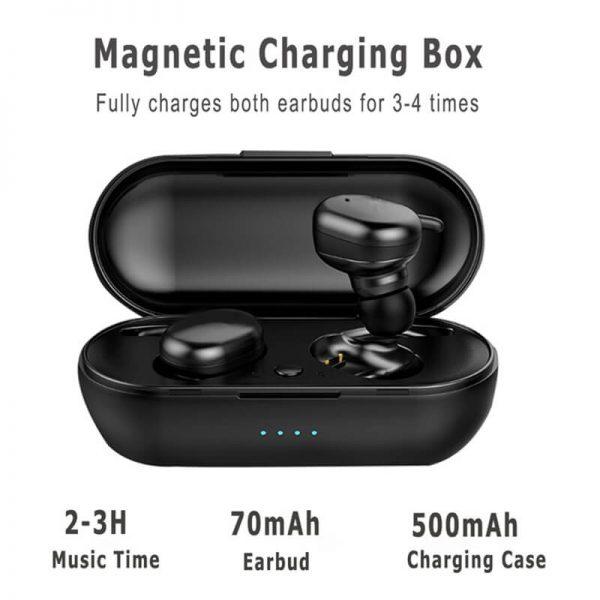 Headphone True Stereo Earphones Intelligent Earphones Hot Selling Waterproof Earphone (1)