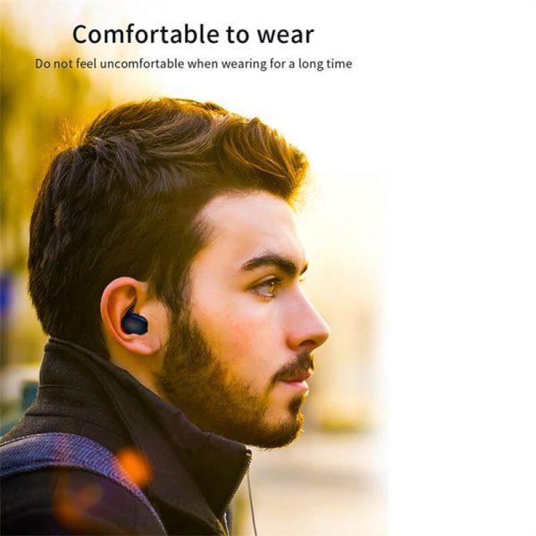Headphone True Stereo Earphones Intelligent Earphones Hot Selling Waterproof Earphone (8)