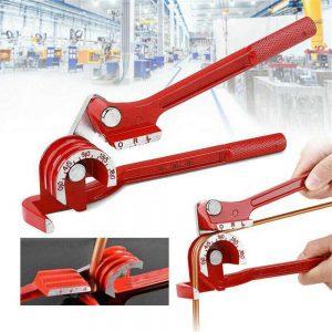 Heavy Duty Mini Pipe Bender 3 In 1 Copper Tube Bending Tool Brake Fuel Pipe (3)