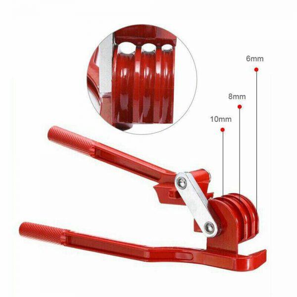 Heavy Duty Mini Pipe Bender 3 In 1 Copper Tube Bending Tool Brake Fuel Pipe (8)