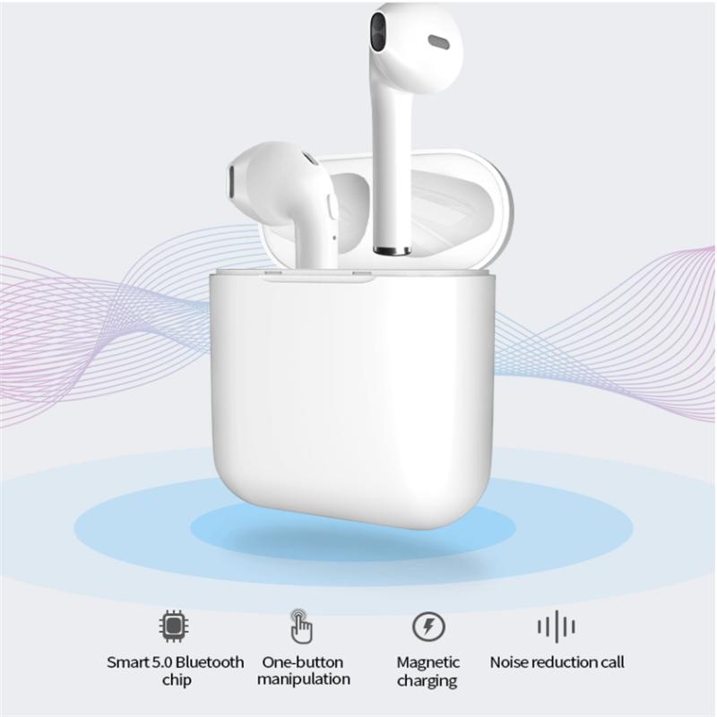 In Ear Earphone Mini Sport Stereo Handsfree Bluetooth Earphone Wireless Headphones (1)